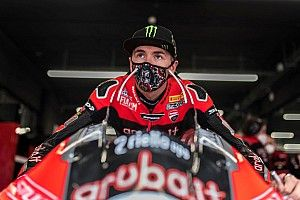 """Redding """"not bothered"""" by Rea's Aragon record pace"""