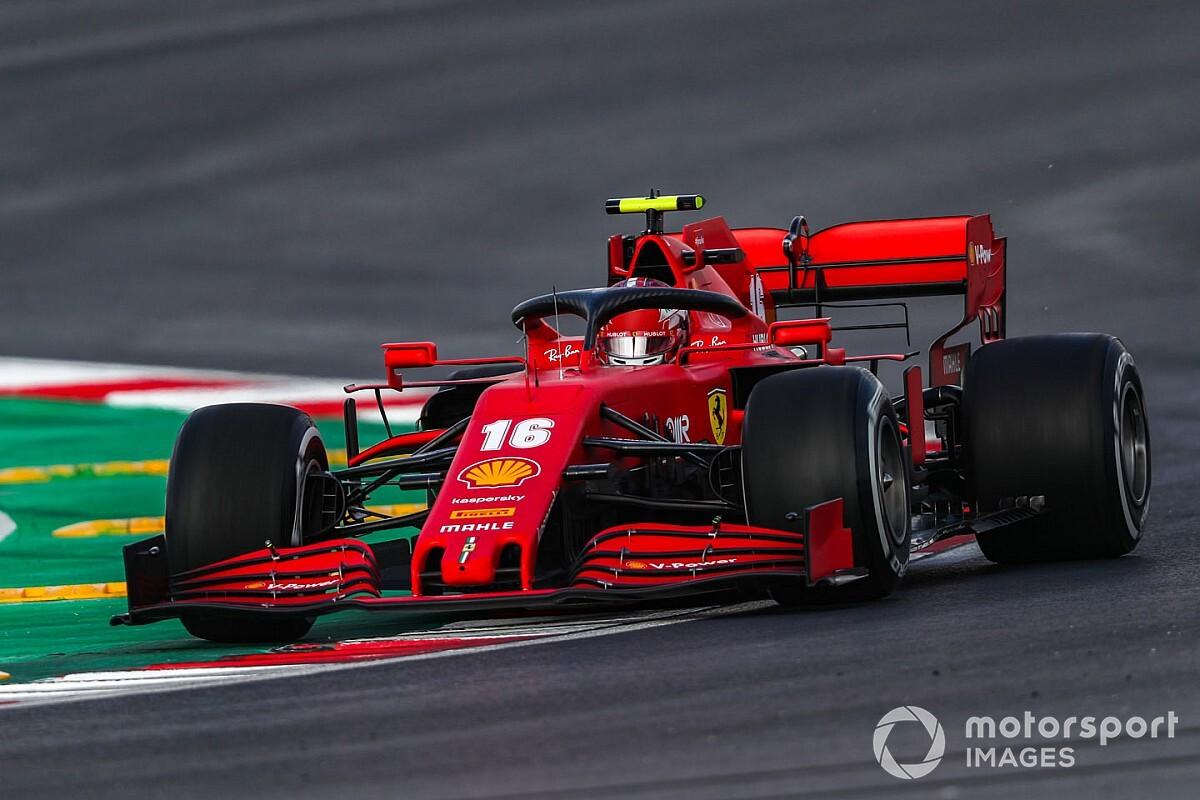 """Leclerc: """"Il passo è promettente, dobbiamo confermarci"""""""
