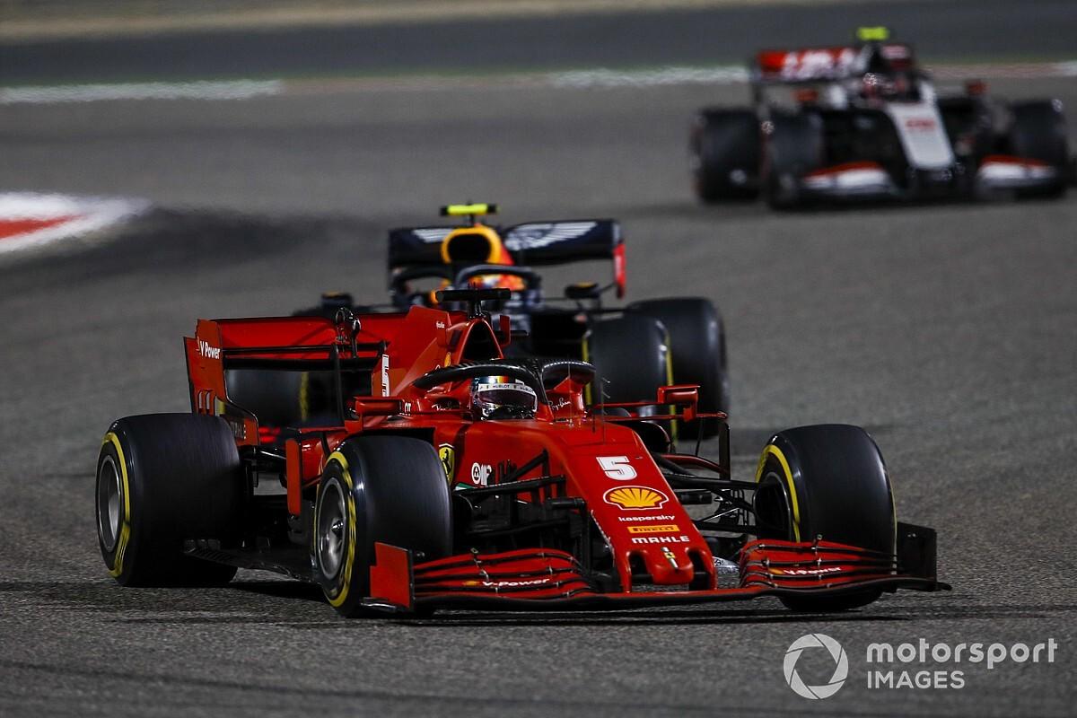 Vettel: Jobb, ha nem is beszélünk a versenyről…