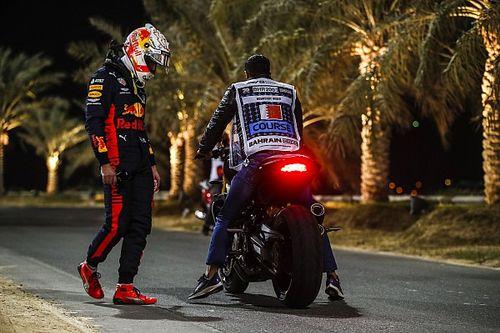 Verstappen en Leclerc vallen meteen uit in de Sakhir GP F1