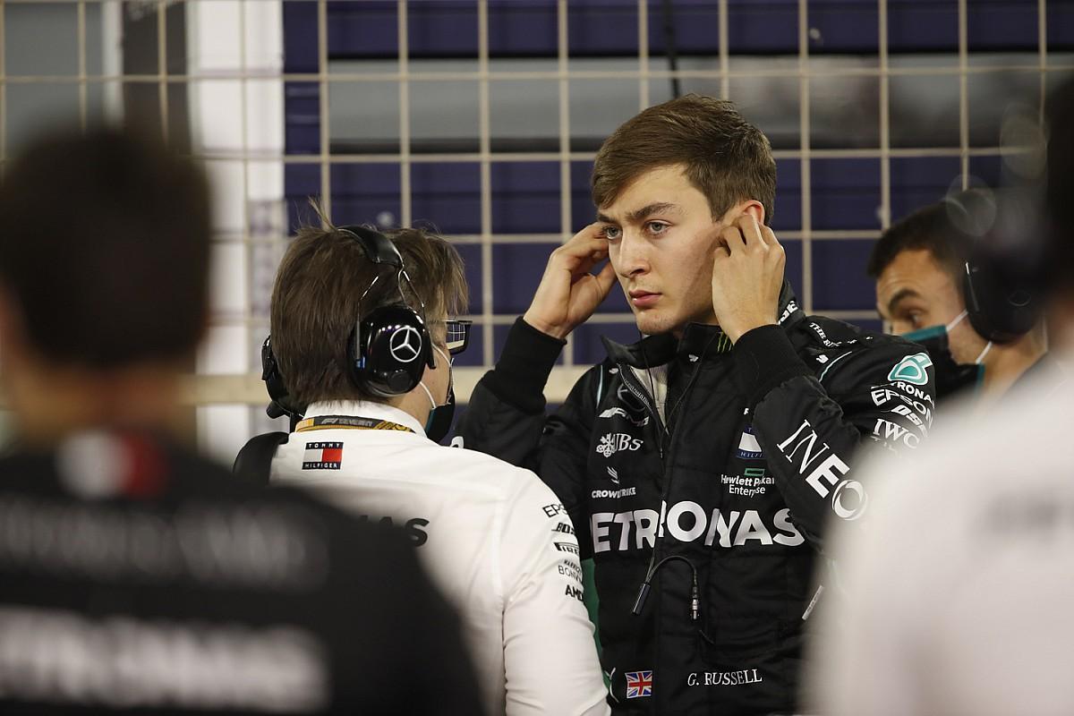 Russell revela lecciones clave que aprendió al correr con Mercedes