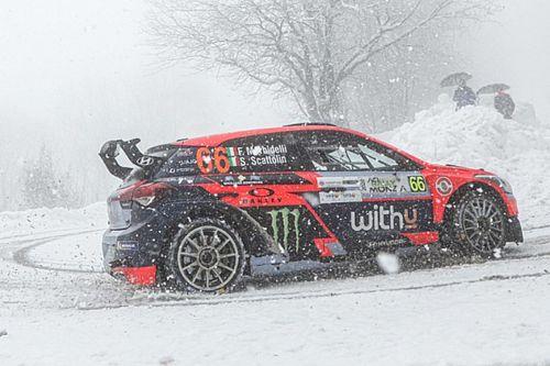 """WRC, Morbidelli finisce l'ACI Rally Monza: """"E' stata dura!"""""""