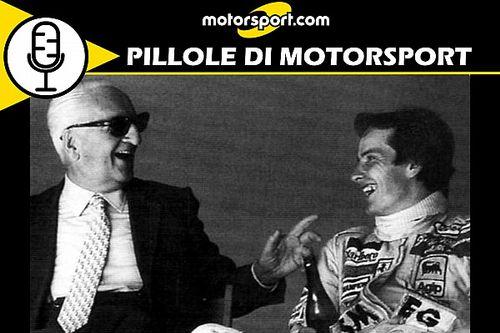 Podcast: Enzo Ferrari e Gilles Villeneuve, il primo incontro
