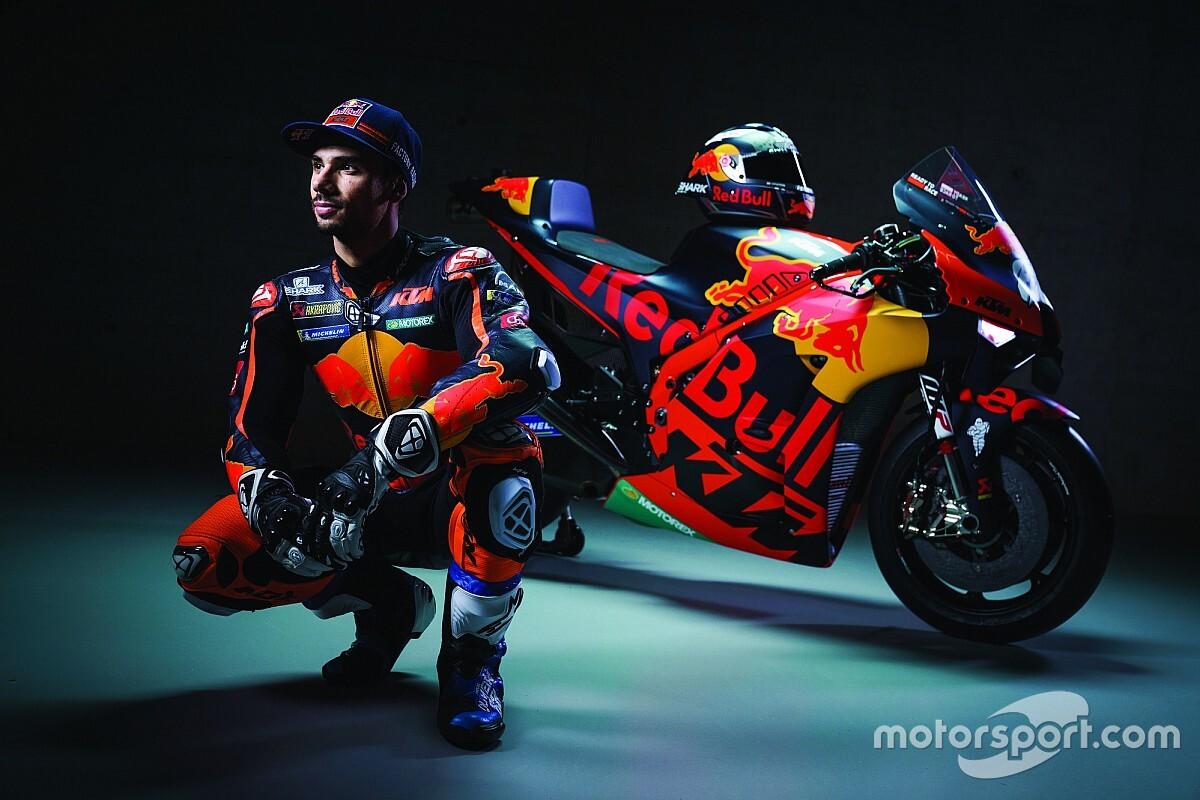 Oliveira Punya Impian Pembalap Portugal Dominasi MotoGP