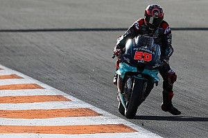 Quartararo propone volver a la moto de la temporada pasada