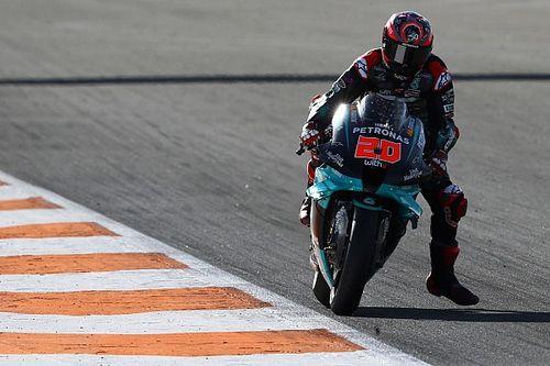 Quartararo pide volver a la Yamaha del año pasado