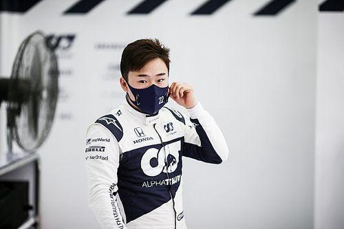 Tsunoda se disculpa tras dudar que su coche sea como el de Gasly