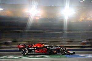 "F1バーレーンFP2:""四強""時代到来? フェルスタッペン首位もノリス肉薄。角田裕毅はガスリー上回る7番手"