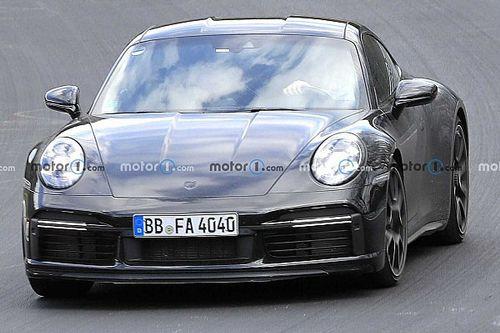Une nouvelle Porsche 911 Sport Classic sur la Nordschleife?
