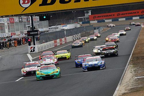 スーパーGT開幕戦、GT300はタイヤ4本交換義務付け。第2戦富士は500kmレースとして開催