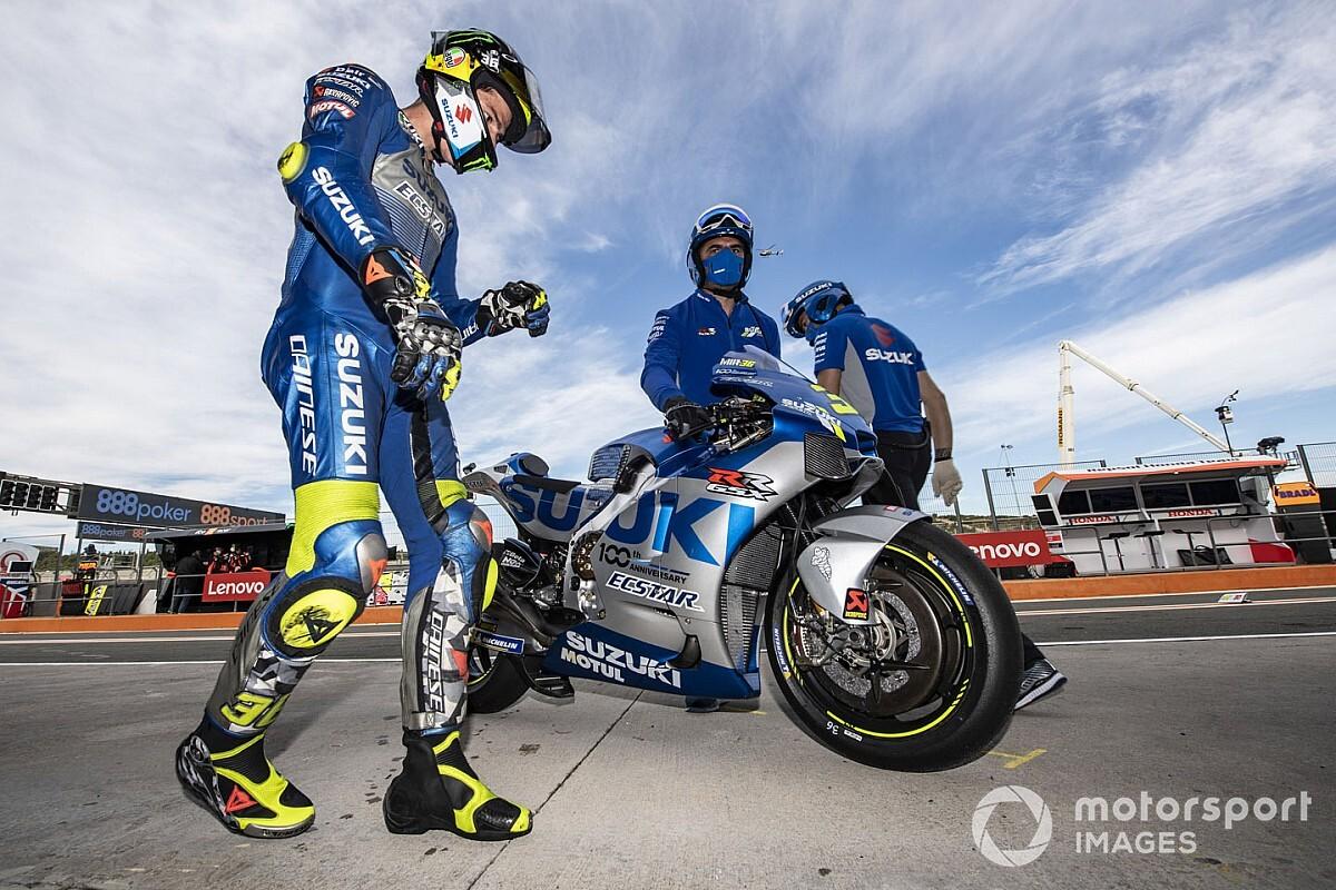 Suzuki debe tomar una decisión clave antes del campeonato 2021