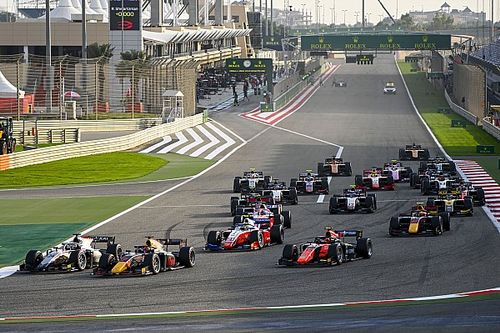 "F2 drivers predict ""stressful"" weekends with new format"