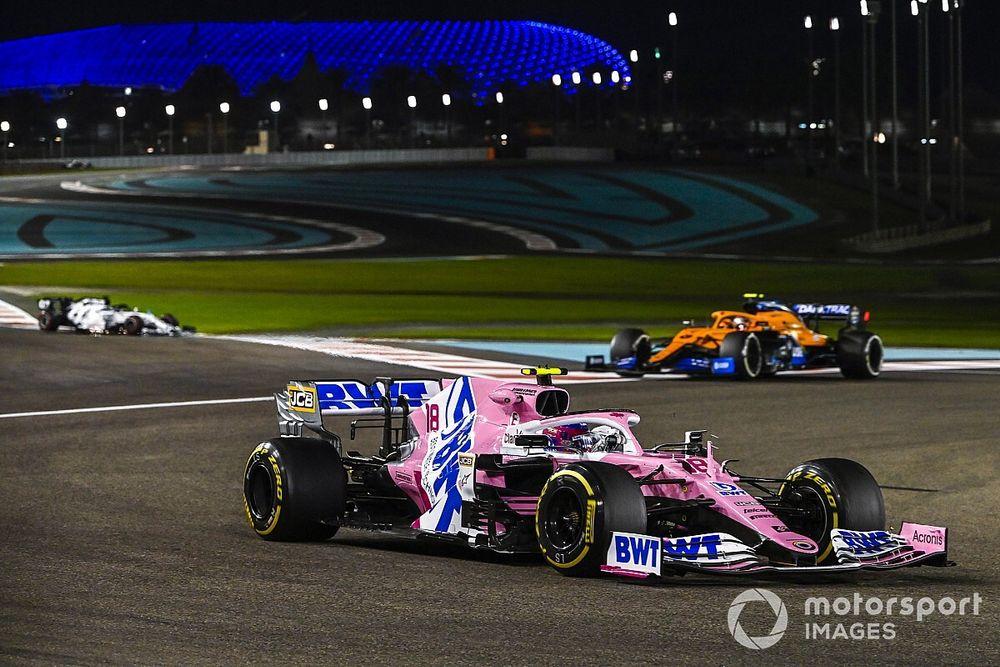 McLaren: Perez közismert arról, hogy az utolsó helyről szerez dobogós helyezést…