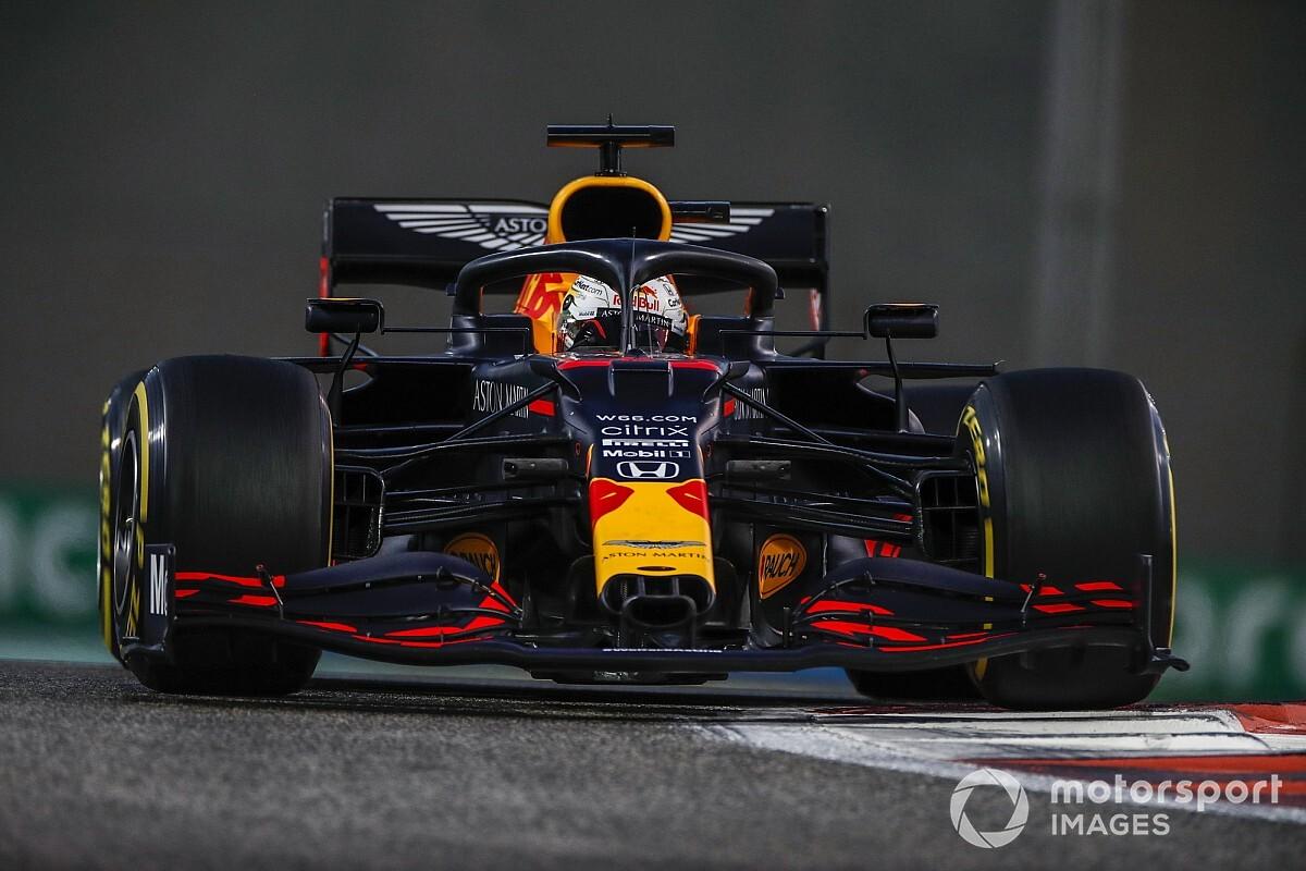 Два Red Bull быстрее всех в третьей тренировке в Абу-Даби. Два Mercedes – 6-й и 9-й