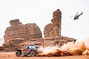 Las mejores fotos de la etapa 10 del Dakar 2021