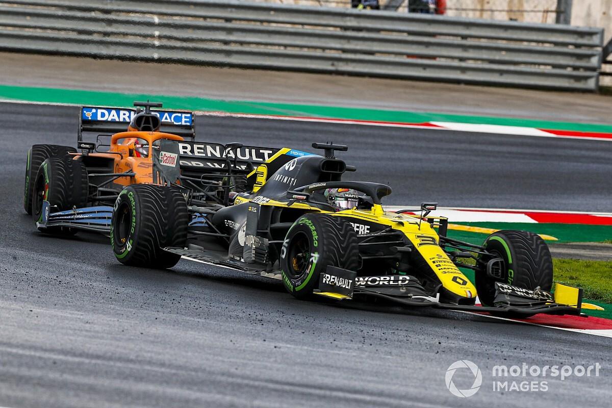 """Ricciardo: Renault est désormais un """"outsider"""" pour le top 3"""