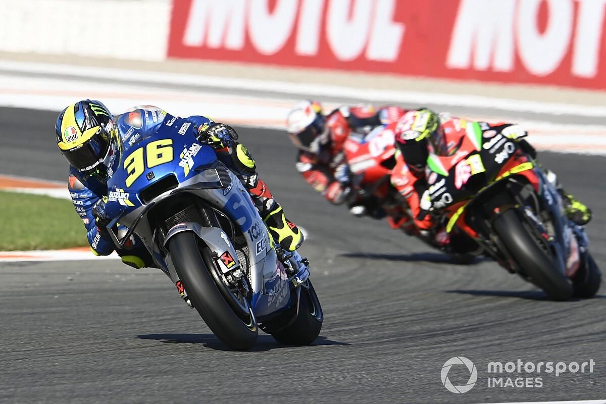 Aleix Espargaró a pris la roue de Mir pour retrouver le top 10