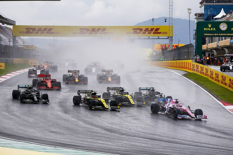 Resmi: 13 Haziran'daki 2021 Türkiye GP iptal edildi ancak umutlar tükenmedi!