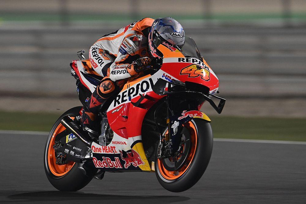 Espargaro snel in Doha GP, maar baalt van 'walgelijke' P13