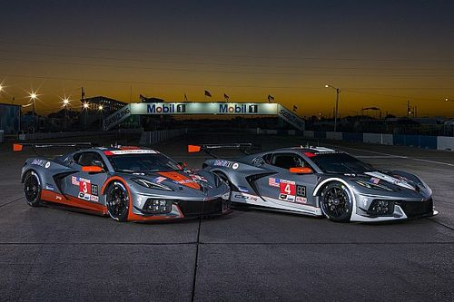Corvette to run special liveries for Sebring 12 Hours