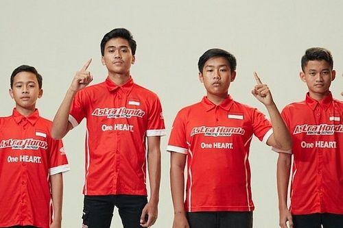 Empat Pembalap Indonesia Bersiap Tes Asia Talent Cup