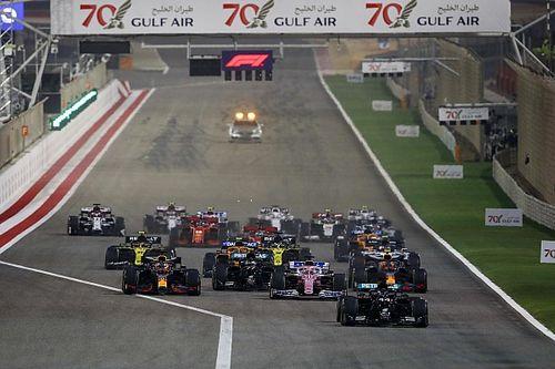 Formule 1 introduceert verbeteringen voor streamingdienst F1 TV