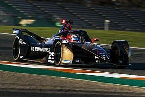 Malgré l'ancien moteur DS, Vergne vise la victoire