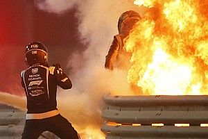 Sopir Mobil Medis F1 Ceritakan Momen Penyelamatan Grosjean