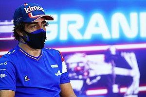 "Alpine'le F1'e dönen Alonso, henüz ""%100 performansına"" ulaşamamış"