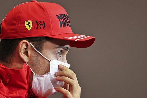 Leclerc önkritikusan nyilatkozott az F1-es portugál időmérő után