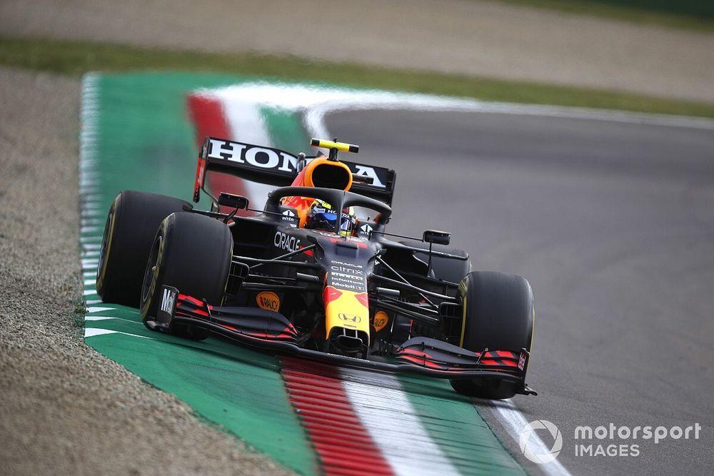 Marko espera ver a Sergio Pérez en el Top 5 de la clasificación en Imola