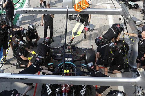 Mercedes: nessun cambio di motore a Monza