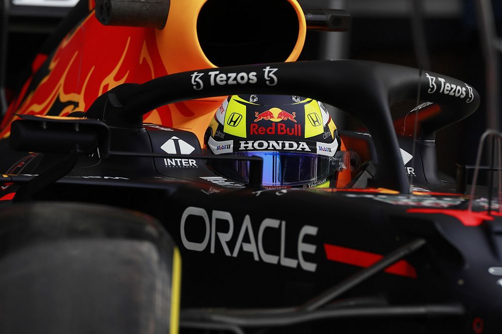 "Interview Sergio Perez: ""Kan Horner en Marko volledig vertrouwen"""