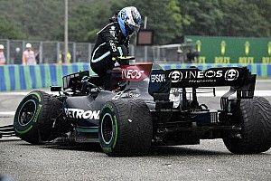"""Wolff, Bottas'ın """"küçük hatası"""" nedeniyle Red Bull'dan özür diledi"""