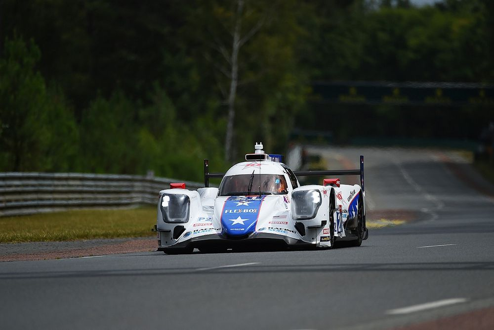 """Montoya geniet op Le Mans: """"Vroeger wilde ik geen endurance doen"""""""