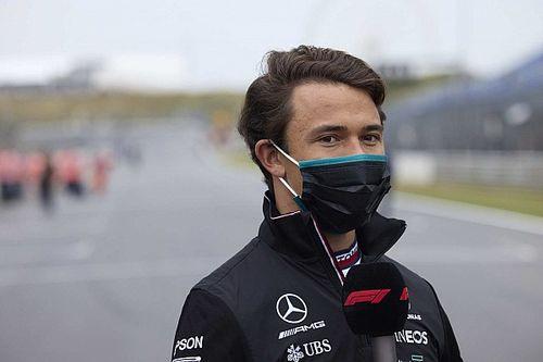 "Wolff quer manter de Vries na ""família Mercedes"" mesmo com vaga na F1"