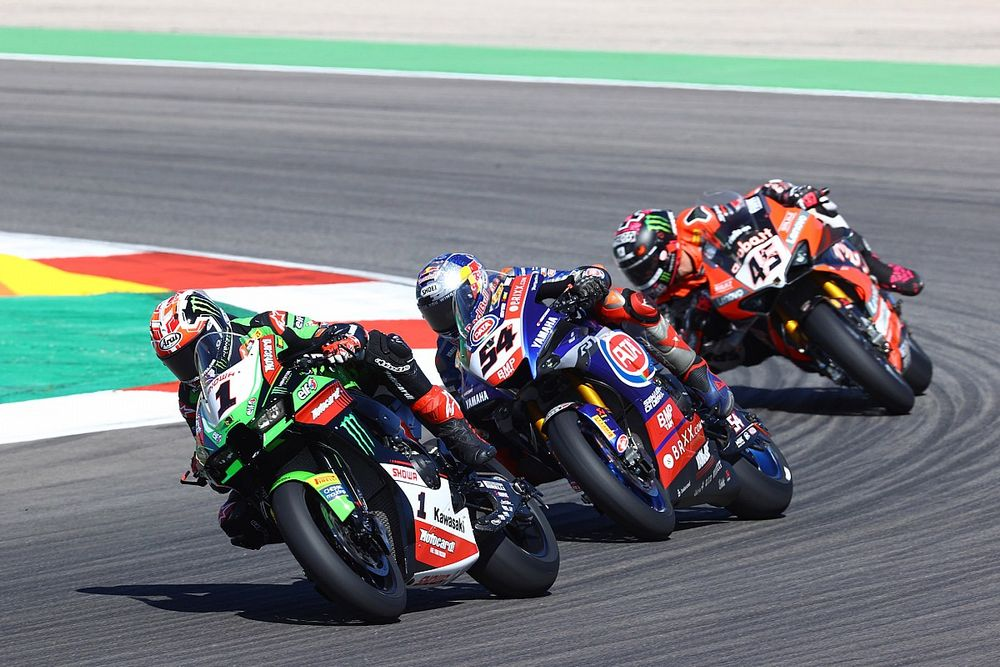 Bintang-bintang MotoGP Komentari Persaingan World Superbike