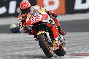 Marquez had to take painkiller injections ahead of Austria MotoGP race