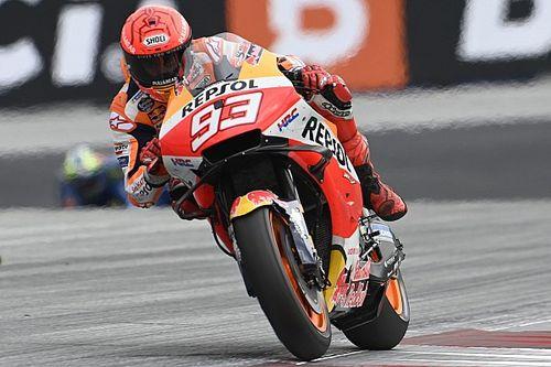 MotoGP: Márquez injetou analgésicos para suportar dor no braço direito na Áustria