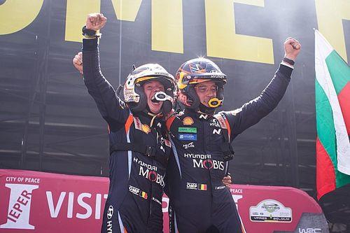 """WRC, Neuville: """"Ne avevo di più, ma ho solo gestito. Che vittoria"""""""