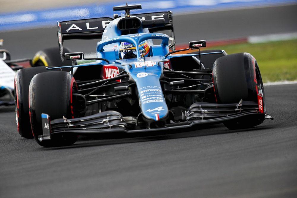 """Alonso ontsnapt aan gridstraf na """"beste zaterdag van het jaar"""""""