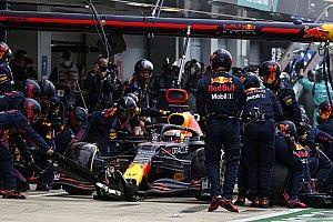 Análisis: la caída de Red Bull como rey en las paradas de pits