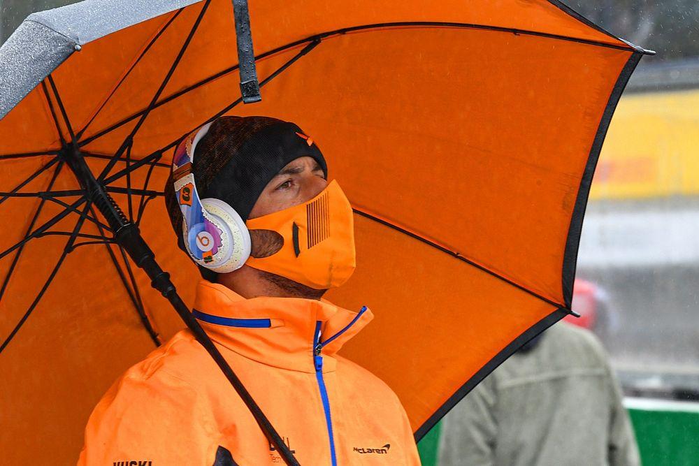 """Ricciardo: """"Szeretjük a kockázatot, de a halált nem éri meg"""""""