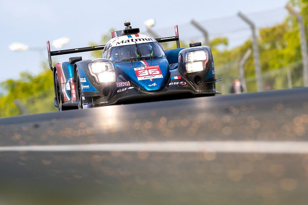 """Alpine has """"no reason to be disappointed"""" with Le Mans podium"""
