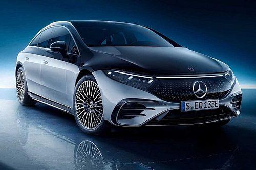 Mercedes EQS : 489 € par an pour les roues arrière directrices !