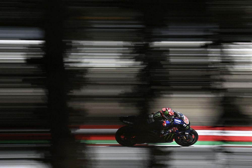 Las fotos de la lucha por la pole de MotoGP en el Red Bull Ring