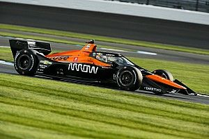 IMS IndyCar: O'Ward takes pole as rookie Lundgaard stars on debut