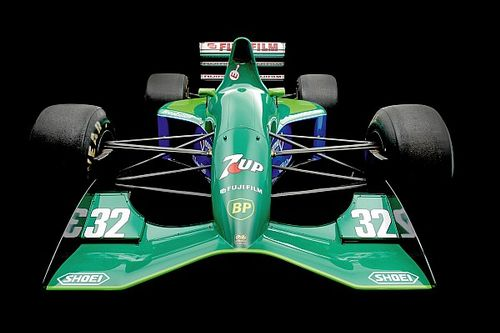 The half-truths and deal-making behind Schumacher's first F1 racer