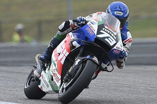 Alex Marquez Beberkan Masalah Utama Honda RC213V