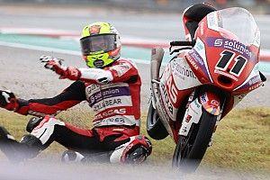 Ginjal Terluka, Sergio Garcia Absen Moto3 Amerika